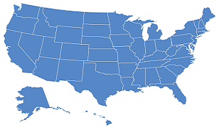 We help you find retail tenants by state.